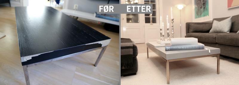 OsloLiving – Slik fikk IKEA bordet nytt liv