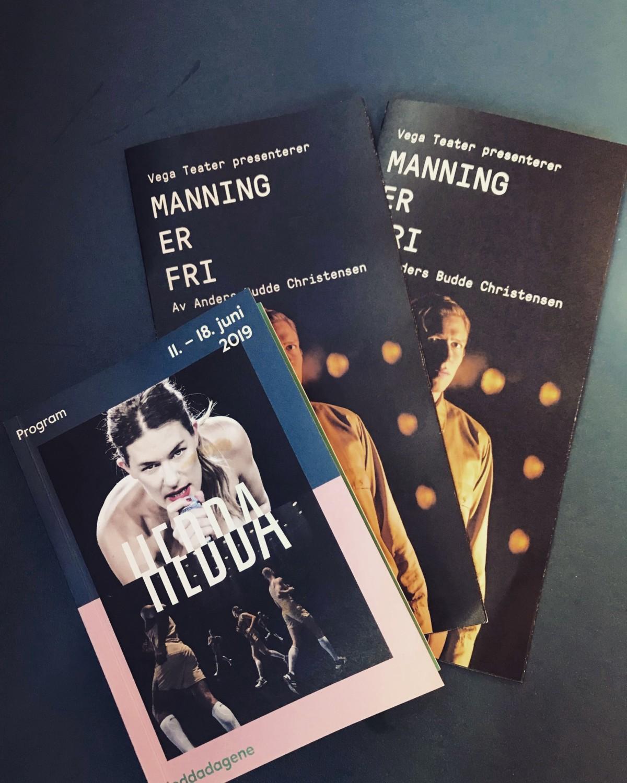 d630c48f Manning er fri føyer seg i rekken av samfunnsaktuelle forestillinger under  årets Heddadager. FOTO: Helena Furu Flingtorp