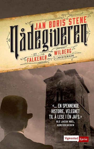 En av de beste debutant romanen jeg har lest på lenge!