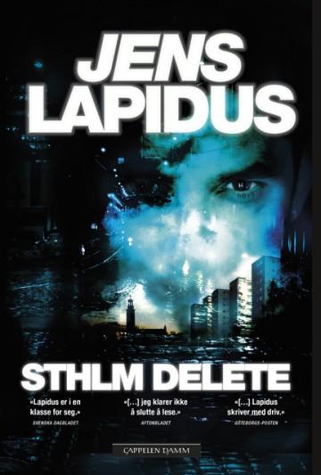 Jens Lapidus, med sprek kriminalroman!