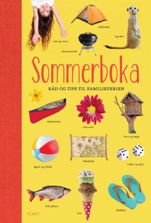 Feriere i Norge, her er boken for deg!