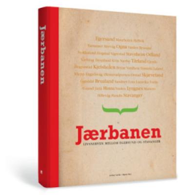 Bli bedre kjent med Jærbanen i denne kunnskapsrike boken!