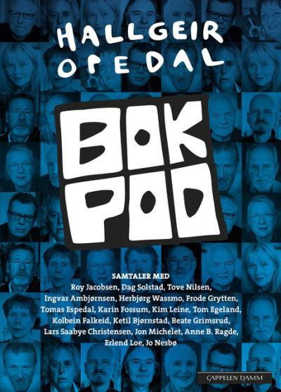 Bli kjent med Norges kjæreste forfattere i denne vakre intervju boken!