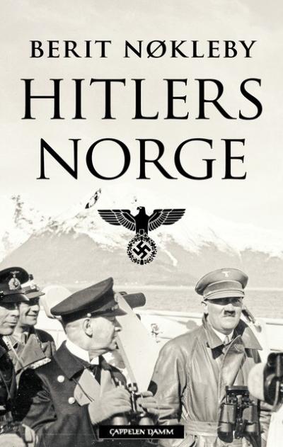 Bli med tilbake til okkupasjonen av Norge og Hitler tanker om landet i rødt, hvit og blått!