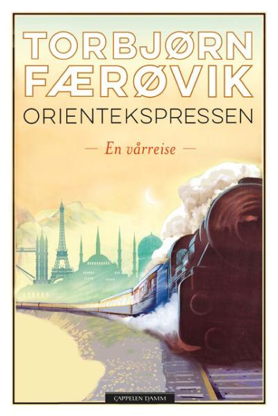 Bli med på en reise, en togtur og en litterær godbit!