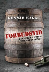 Interessant og kunnskapsrik bok om krigen om brennevinet!
