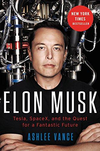 Bli bedre kjent med Tesla grunnleggeren. En meget bra biografi!