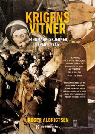 Enda en sterk bok om Finnmark under krigen!