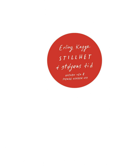 En sterk bok om stillhet!