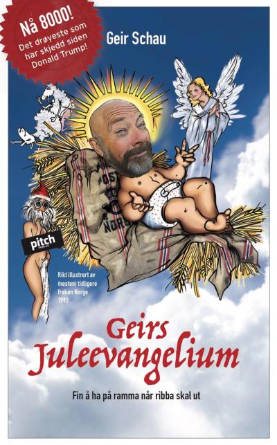 En fantastisk og humoristisk bok!