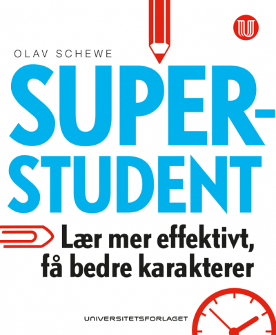 """Guide til å bli en """"Superstudent""""."""