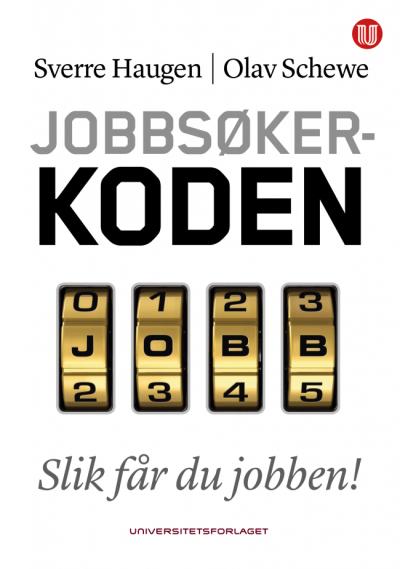 Boken om hvordan en kan lykkes som jobbsøker!