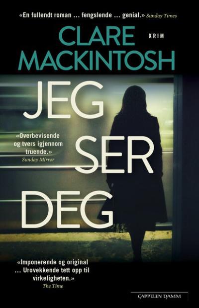 En underholdende og ekstremt spennende kriminalroman!