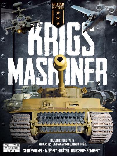 En kunnskapsrik innsikt i krigsmaskiner som har endret historien!