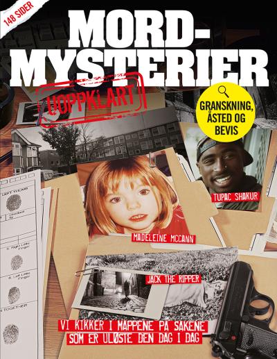 En omfattende oversikt over uløste mordmysterier!