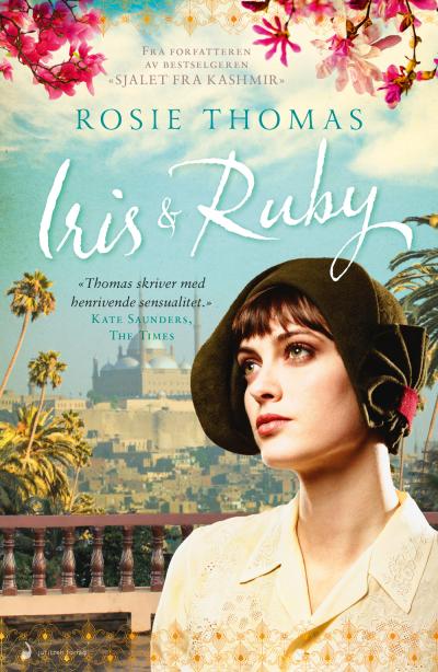 Vakker og sterk roman fra Egypt!