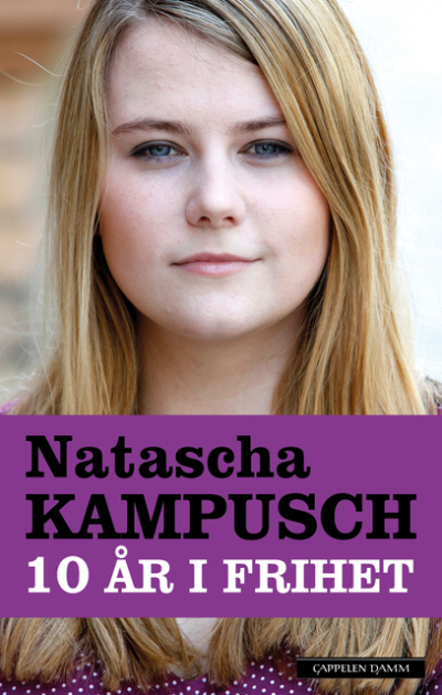 En sterk bok om Natascha Kampusch sine 10 år i frihet