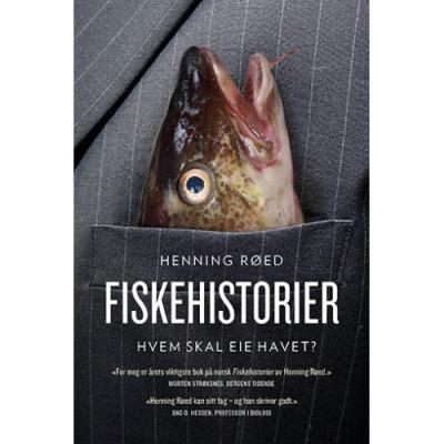 Kunnskapsrik bok om lakseoppdrett og fiskeriforvaltning!