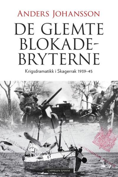 En spennende bok om Skagerrak under andre verdenskrig!