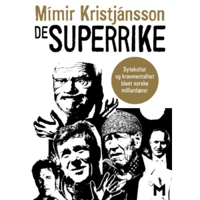 En humoristisk bok om rikfolk!