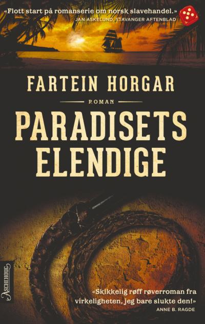 Realistisk roman serie om norsk slavehandel!