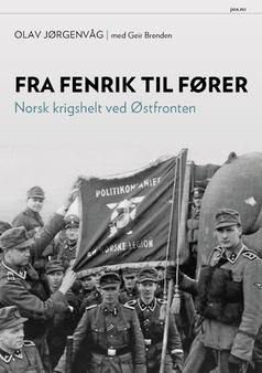 En spennende bok om en norsk krigshelt ved Østfronten!