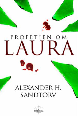 En fantasy roman som får nakkehårene til å reise seg!