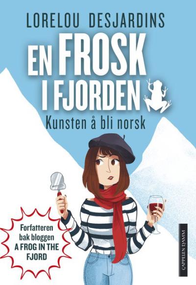 Humoristisk bok om et forsøk på å bli norsk!