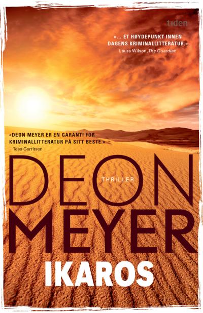 Deon Meyer's beste kriminalroman til nå!