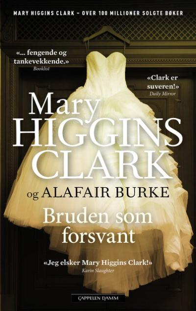 """""""Bruden som forsvant"""" er en underholdende spenningsroman!"""