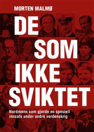 Kunnskapsrik oversikt over nordmenns innsats under krigen!