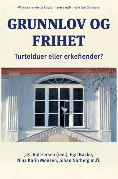 Kunnskapsrik bok om grunnloven!