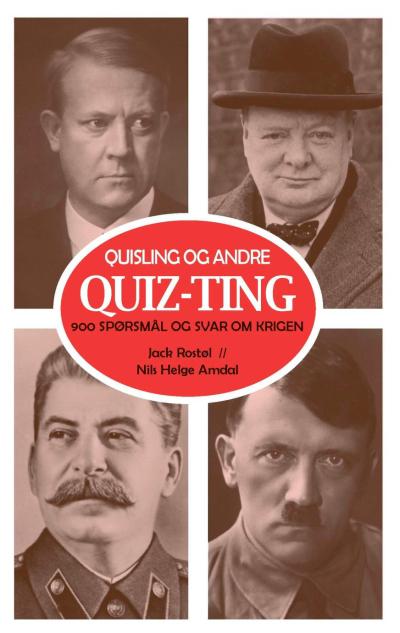 Kunnskapsrik spørsmåls bok om andre verdenskrig!