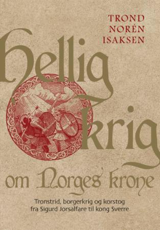 En kunnskapsrik bok om tronestrid i Norge!