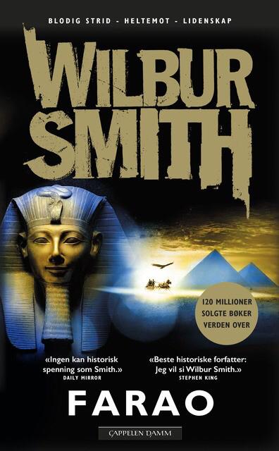 Enda et litterært mesterverk fra Wilbur Smith!