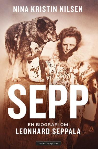 Spennende biografi om Leonhard Seppala!