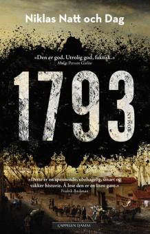 """Anmeldelse av Niklas Natt och Dags bok """"1793"""":"""