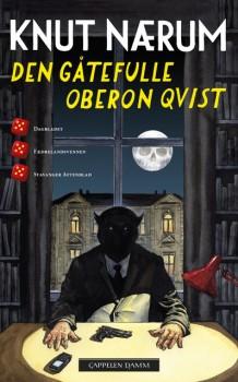 """Anmeldelse av Knut Nærums bok """"Den gåtefulle Oberon Qvist"""":"""