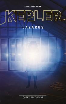 """Anmeldelse av Lars Keplers Bok """"Lazarus"""""""