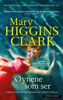"""Anmeldelse av Mary Higgins Clarks bok """"Øynene som ser"""":"""