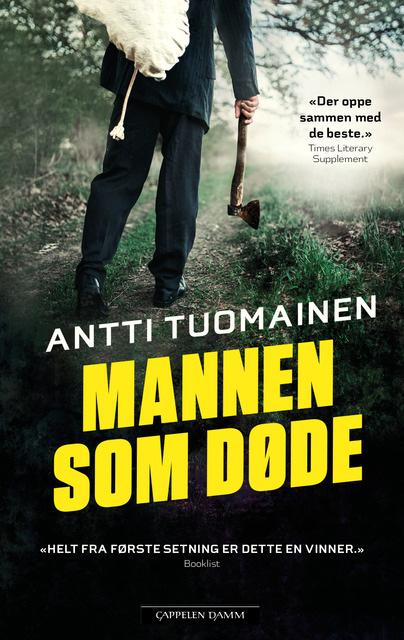 Finsk kvalitets-thriller