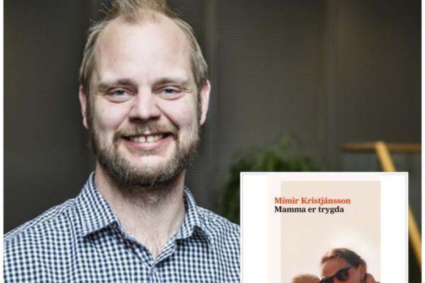 """Premiere på """"Digi-forfatterintervju i landsbyen"""" ved Mimir Kristjansson"""