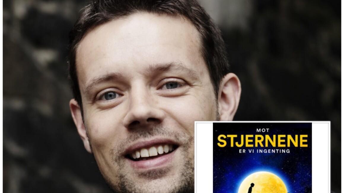 """""""Digi-forfatterintervju i landsbyen"""" fortsetter, denne gang med barne/ungdom/voksenbok forfatter Lars Mæhle"""