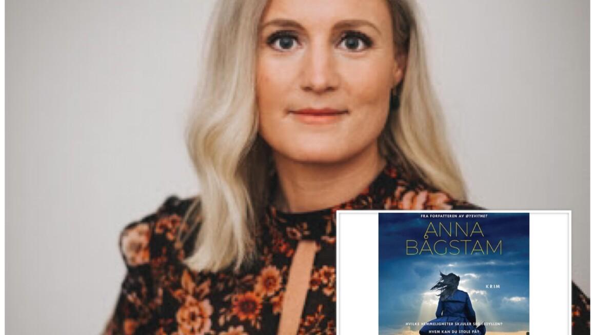 """""""Digi-forfatterintervju i landsbyen"""" fortsetter, nå med svenske Anna Bågstam"""