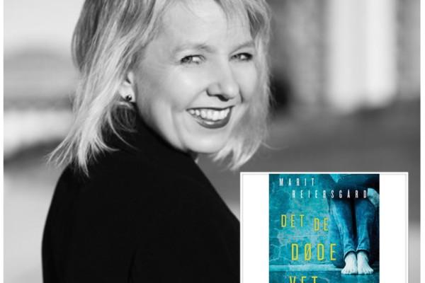 """""""Digi-forfatterintervju i landsbyen"""" er tilbake, nå med ungdom og voksenbok forfatter Marit Reiersgård"""