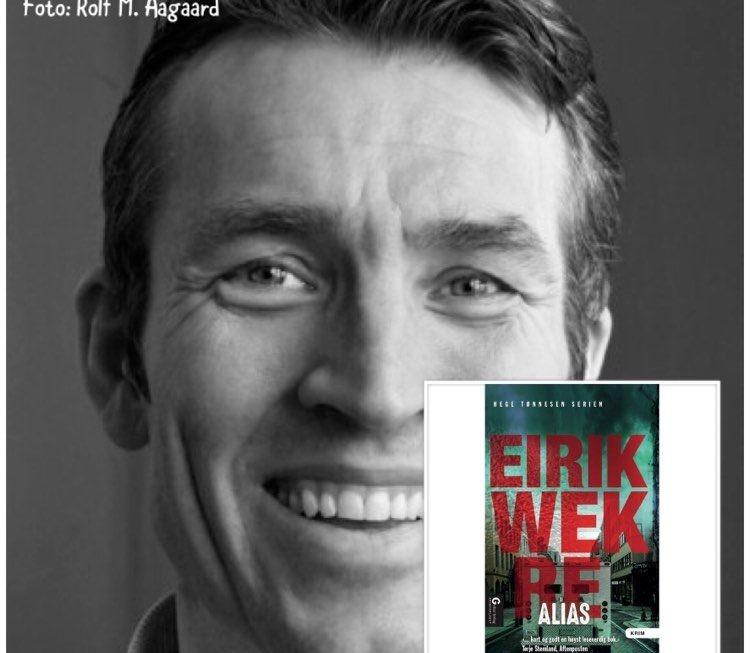 """""""Digi-forfatterintervju i landsbyen"""" er tilbake, nå med Eirik Wekre"""