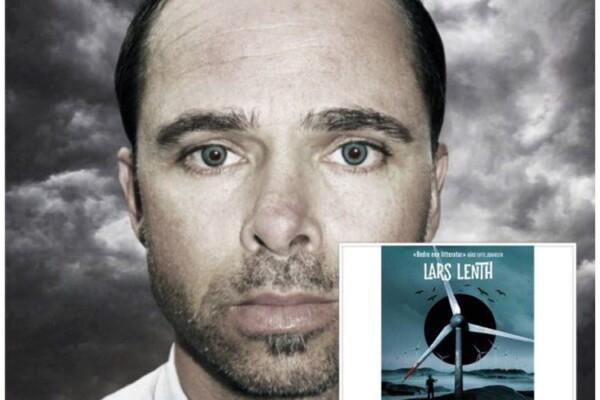 """Ny helg, nye episoder av """"Digi-forfatterintervju i landsbyen"""" først ut denne helgen er sakprosa og krimforfatter Lars Lenth"""