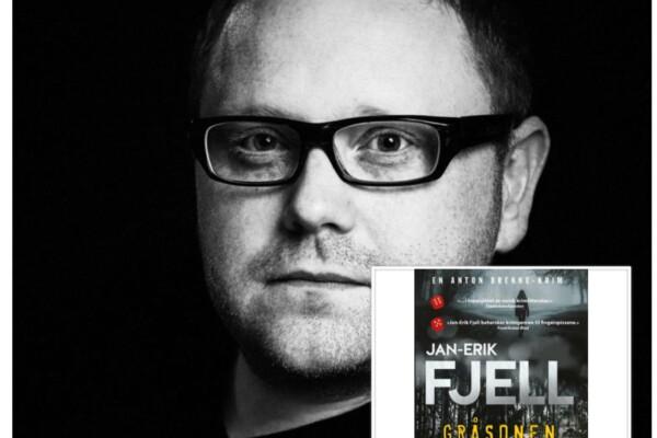 """Ny helg, nye episoder av """"Digi-forfatterintervju i landsbyen"""", nå Jan-Erik Fjell"""