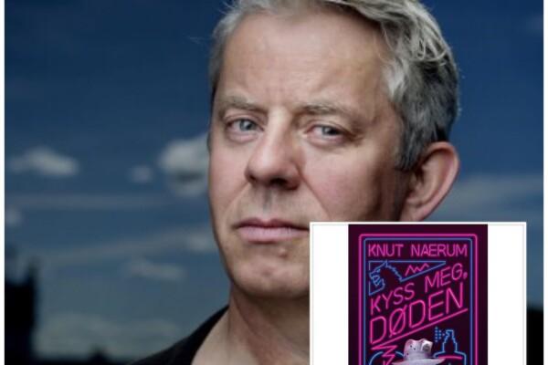 """Helg igjen, og tid for nye episoder av """"Digi-forfatterintervju i landsbyen"""", denne gang den humoristiske forfatteren Knut Nærum"""