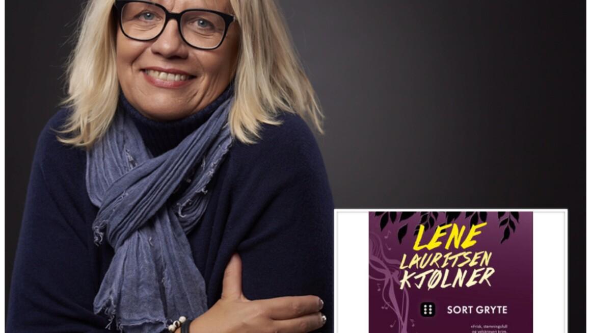 """Helg igjen, og tid for nye episoder av """"Digi-forfatterintervju i landsbyen"""", denne gang Olivia Henriksens mor Lene Lauritsen Kjølner"""